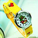 Angry Birds мультфильм Дети Часы / Электронные Кварцевые часы