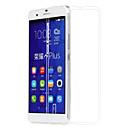 Прозрачная силиконовая задняя крышка для Huawei Honor 6 Plus