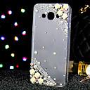 Luxus tpu und Acryl-Material rückseitige Abdeckung für Samsung-Galaxie a8