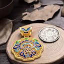 esmalte pingente de flores cobre de jóias diy