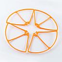 SYMA X8W SYMA x8w propeller Guards RC quadcopter / drones / RC Helicopters Zwart / Wit / Oranje Kunststof 1 Stuk