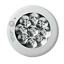 7W Sound & Light Control 6500K Home Lighting Led Ceilling(AC220-240V)