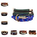 Armbänder Bettelarmbänder / Strang-Armbänder / Wickelarmbänder / Lederarmbänder / Hologramm-Armband / Überlebens-Armband / loom-Armband