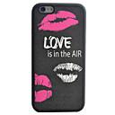 sexy Lippen Muster Seide Material Muster tpu Telefonkasten für iphone 6s 6 Plus