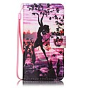 For Sony Case Wallet / Card Holder / with Stand / Pattern Case Full Body Case Sexy Lady Hard PU Leather SonySony Xperia XA / Sony Xperia