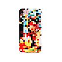 Para Congelada En Relieve Diseños Funda Cubierta Trasera Funda Gradiente de Color Dura Policarbonato para AppleiPhone 7 Plus iPhone 7