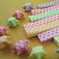Luminous Star Origami Materials(27 Pieces/Bag)