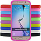Solid Color Jelly Silicone Case Design Pattern For Samsung Galaxy S6 G9200