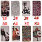 High-heeled Shoes Design PU Leather Case for IPone 4/4S