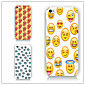 Expression Pattern PC Phone Case Back Cover Case for iPhone5C
